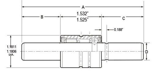 Water Pump Bearing Auto Bearings Chinese Bearing